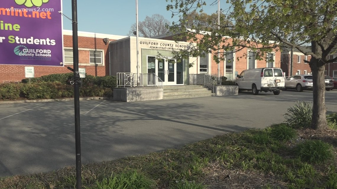 Guilford County Schools announces plan to move all students to full time in-person learning