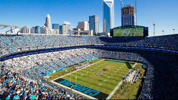 Panthers Start Season at Home Against the Los Angeles Rams