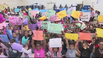 Read 2 Succeed Heads To Bessemer Elementary School