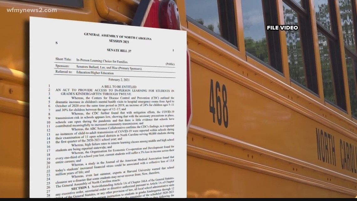 State lawmakers vote on bill to require in-person learning option, health leaders discuss vaccines for teachers