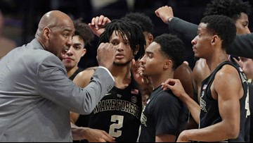 Danny Manning To Return As Wake Forest Head Coach For 2019-2020 Season