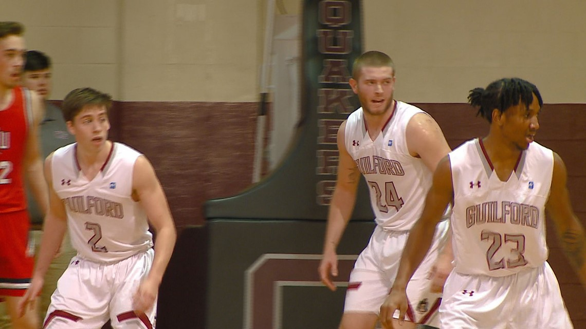 Guilford College gets win over Shenandoah