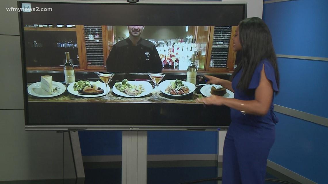 Seasonal, savory fall-time dishes with Bonefish Grill: Virtual News 2 Kitchen PT. 1