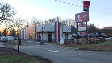 Boom! Eden KFC that exploded is coming back