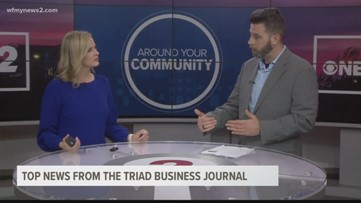 Triad companies making innovations in textiles, health care, and tech