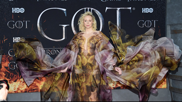 Brienne of Tarth Was Unrecognizable at the 'Game of Thrones' Premiere and Fans Have Bent the Knee