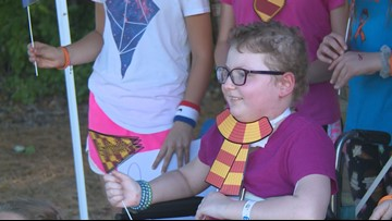 Summerfield Community Surprises 10-Year-Old Who Battled Leukemia With Homecoming