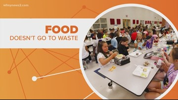 The Trade War May Mean Free Lunch For Some Schools