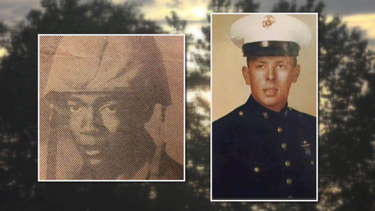 'I don't want his service to be in vain' | Two Guilford County Marines honored for service, sacrifice on Memorial Day