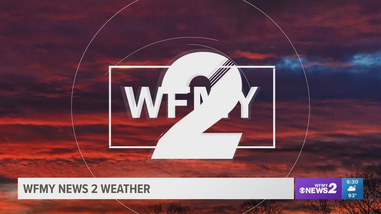 Tim Buckley's Thursday evening weather forecast