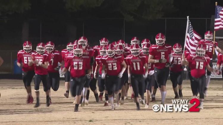 Reidsville vs. East Surry: Friday Football Fever
