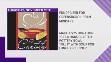 Join WFMY News 2 At The Feast of Caring