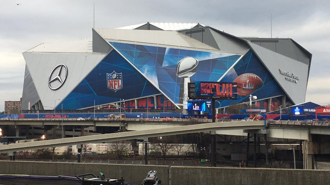 50c94397575 Super Bowl 53 in Atlanta!