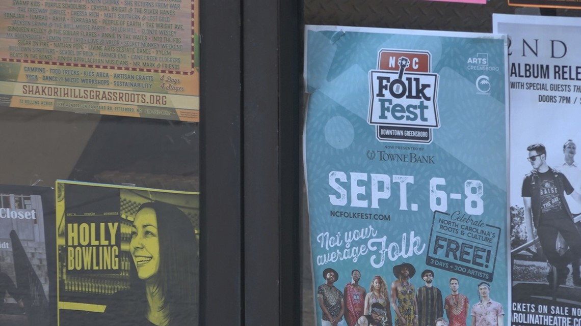 Preparations Underway For NC Folk Festival's Return To