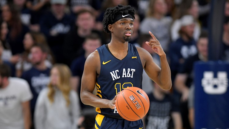 NC A&T's Kam Langley enters NBA Draft