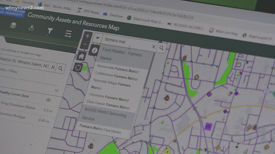 New resource map launches in Forsyth County