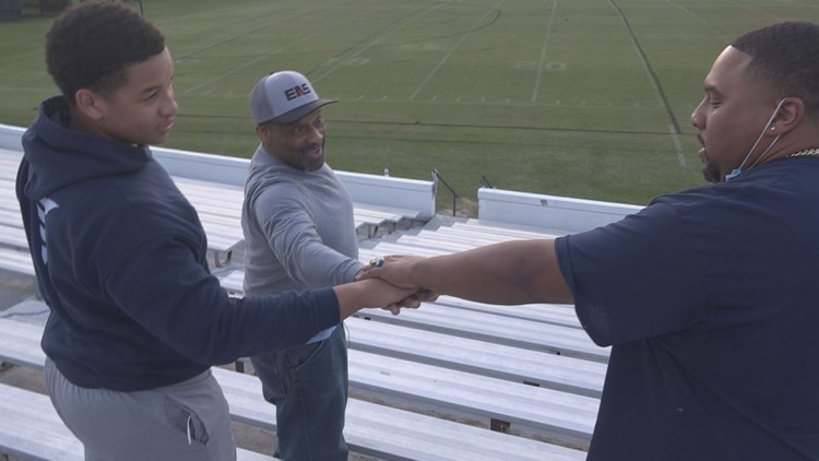 One team, three generations | Greensboro family shares special Grimsley High football bond