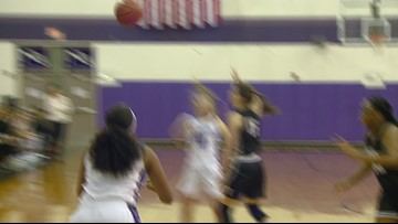 Northwest Guilford vs. Northern Guilford Women's Basketball Highlights