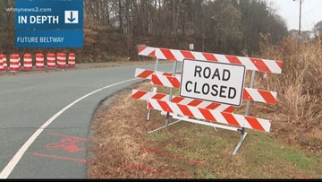 U.S. 52/NC 66 connector in Forsyth County to shut down