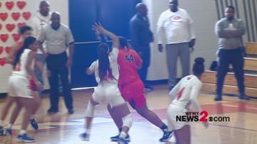 Vance vs. Glenn Women's HS Hoops