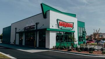 Hot and Now: Krispy Kreme Debuts Fresh Store Design
