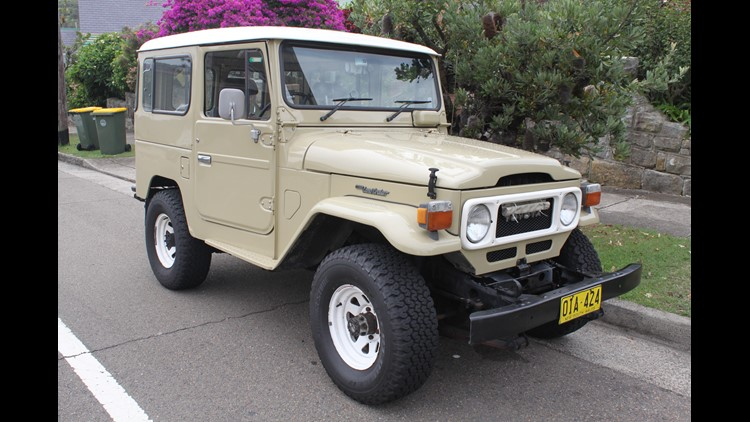 Tough Toyota heads list of Top 10 Japanese collectible cars