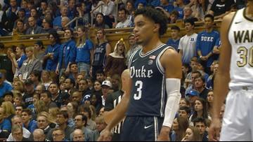Duke's Tre Jones Named ACC Co-Player of the Week