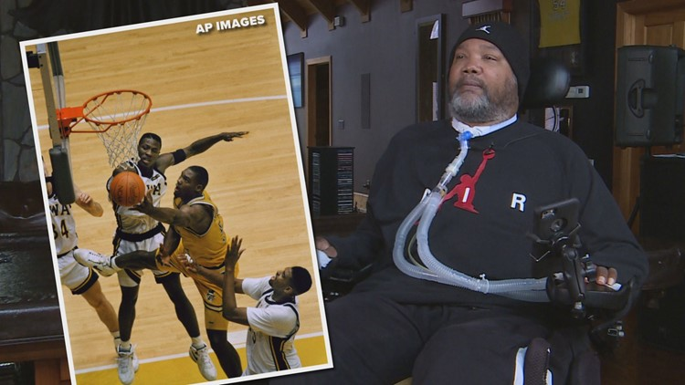 'Durham Bull' | The Story Of Former Wake Forest Star Rodney Rogers