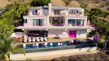 Living the Dream! Check Out Barbie's Airbnb Malibu Dream House