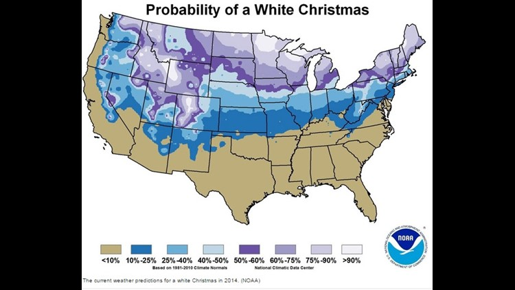 Chances Of A White Christmas? Kids Want To Know! | wfmynews2.com on