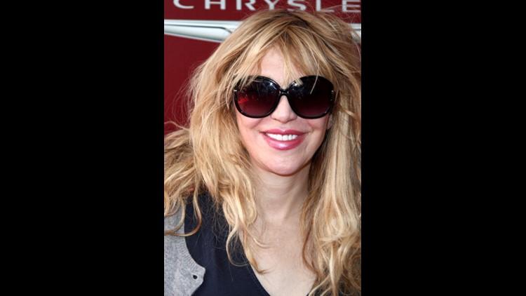 Courtney Love And Kurt Cobain Wedding.Courtney Love Releases Wedding Day Single As Kurt Cobain