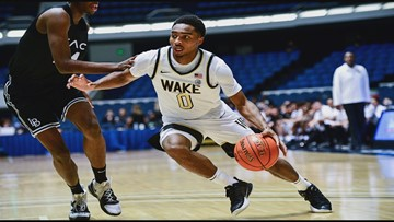 Wake Forest advances to Wooden Legacy final with Semifinal win over Long Beach State