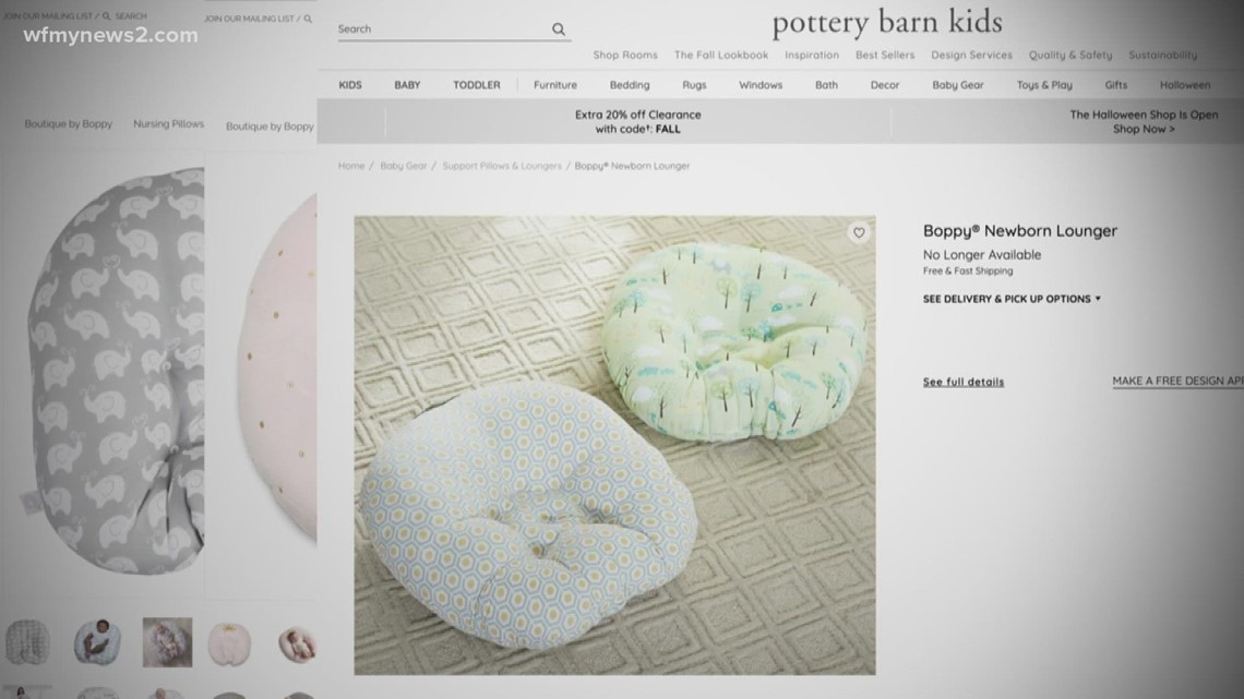 3 million Boppys recalled after CPSC says they could be unsafe for infants: 2 Wants to Know