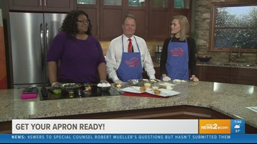 Healthy Hearty Quiche with Chef Felicia