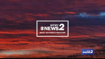 Tim Buckley's Monday Evening Weather Forecast