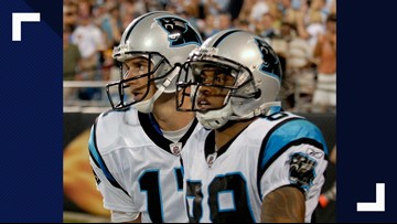 Steve Smith, Jake Delhomme Among 2019 Picks For Panthers Hall of Honor