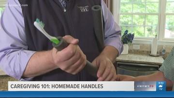 Caregiving 101: Homemade Handles