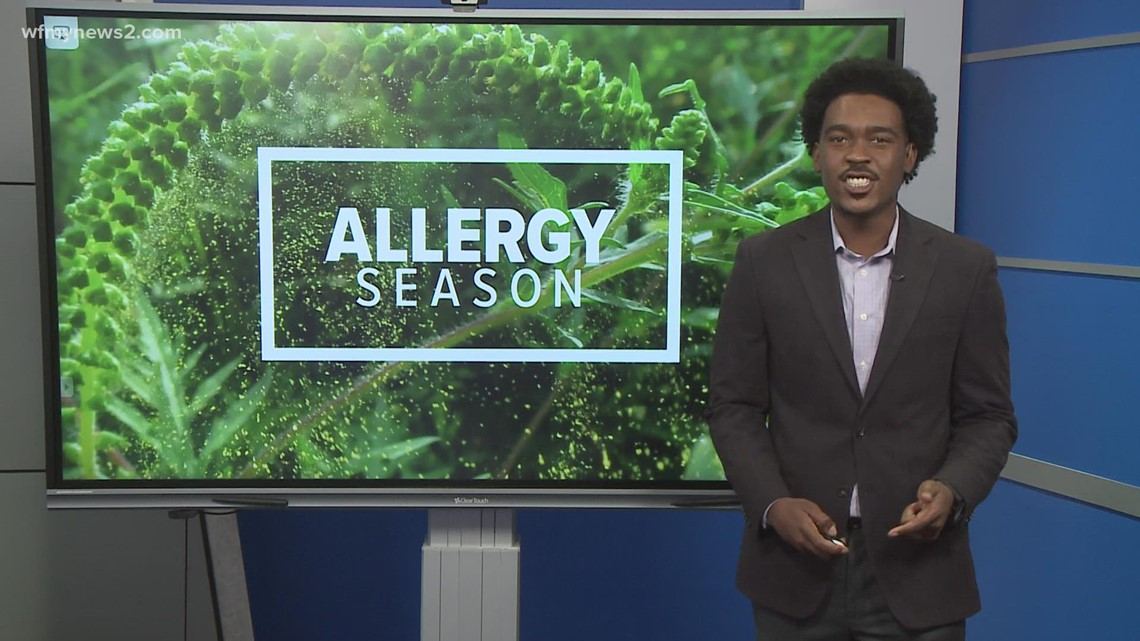 You're coughing and sneezing but is it allergies or COVID-19?