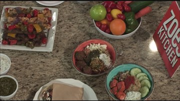 Simple Summer Meals with Zoe's Kitchen