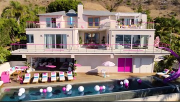 Airbnb Barbie Dream House: Can You Handle the Pink?