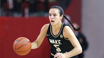 'It's sad, as a team at Wake, we're never going to play together,' Postseason play cut short