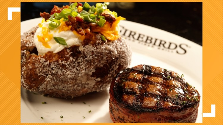 Sunday Cooking with Firebirds' Wood Fired Grill