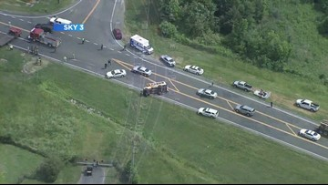 17 Injured in Stanly County Bus Crash
