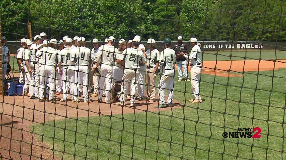 Rockingham Community College Baseball headed to NJCAA DIII World Series