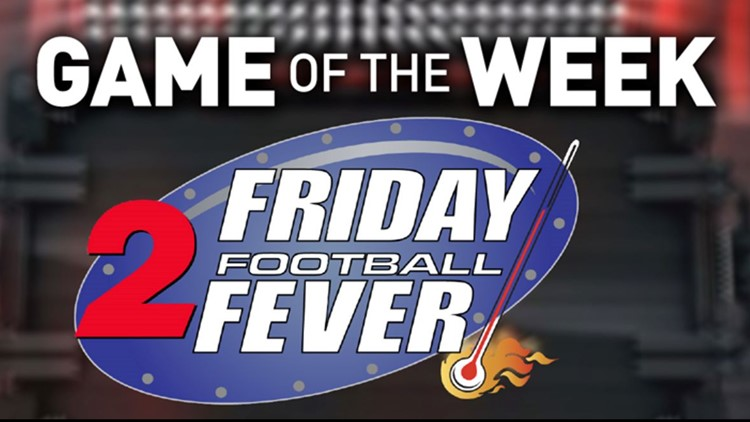 Week 1 Winner | Dudley vs. Page selected as Friday Football Fever Game of the Week