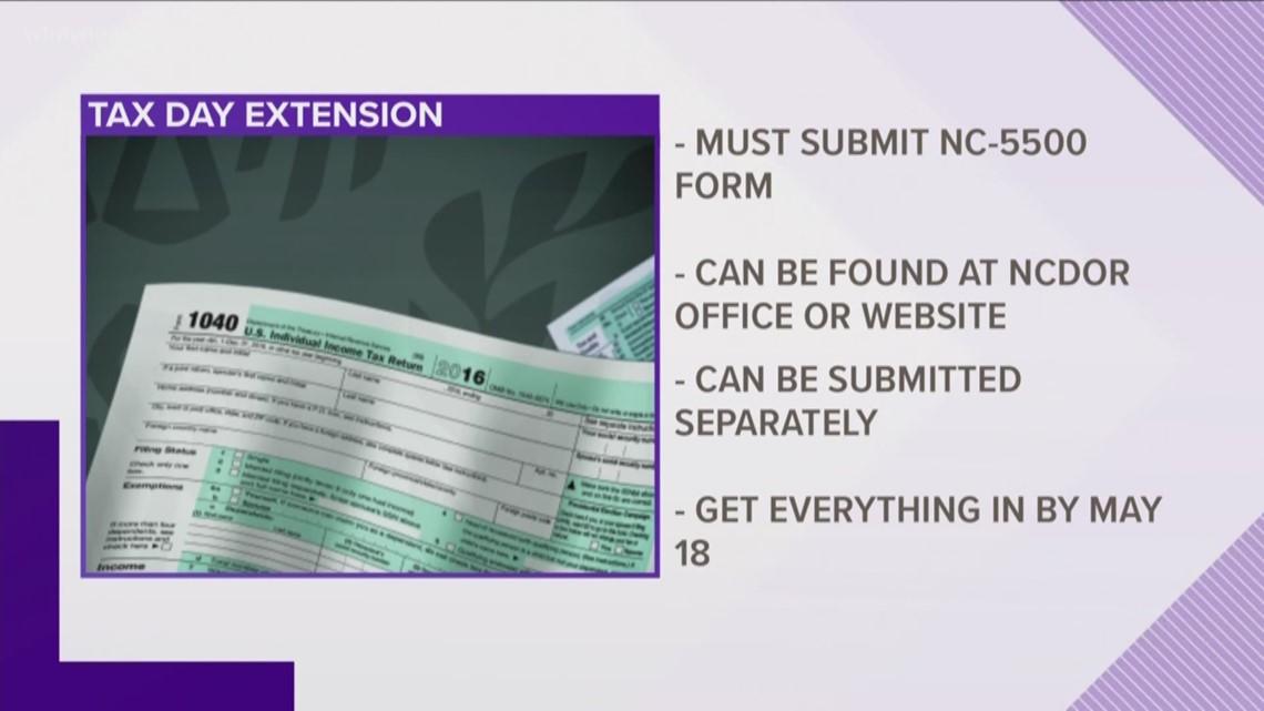 Tax Deadline Extension For Tornado Victims Wfmynews2