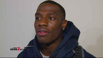'We Found Ourselves After This Win' UNCG's Isaiah Miller After Win Over Georgetown