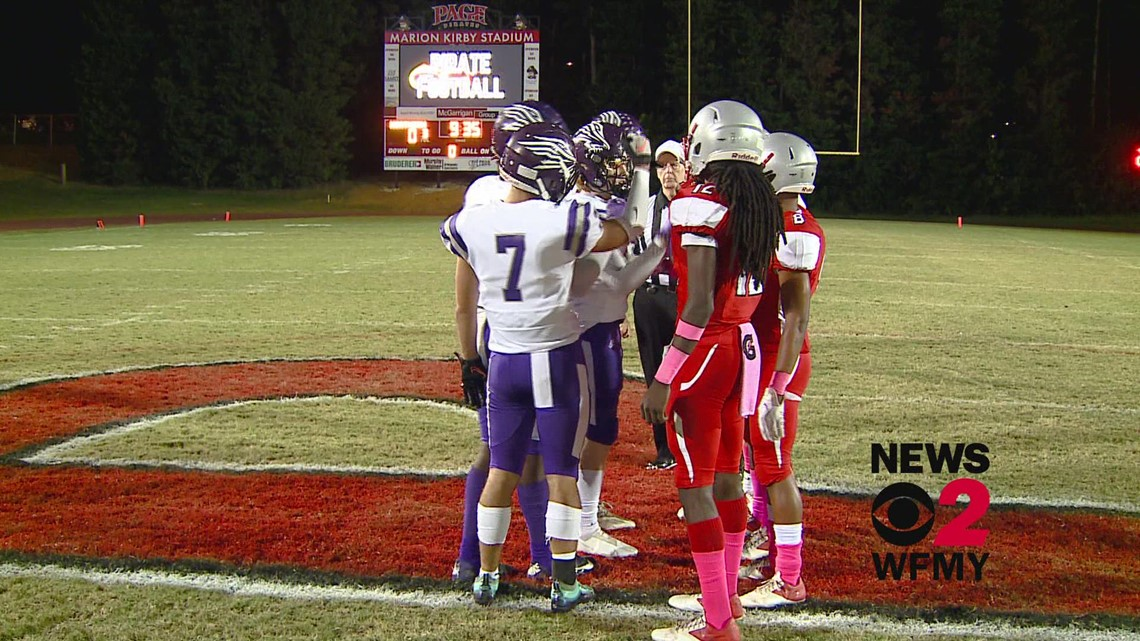 Northern Guilford vs. Page: Friday Football Fever Week Nine