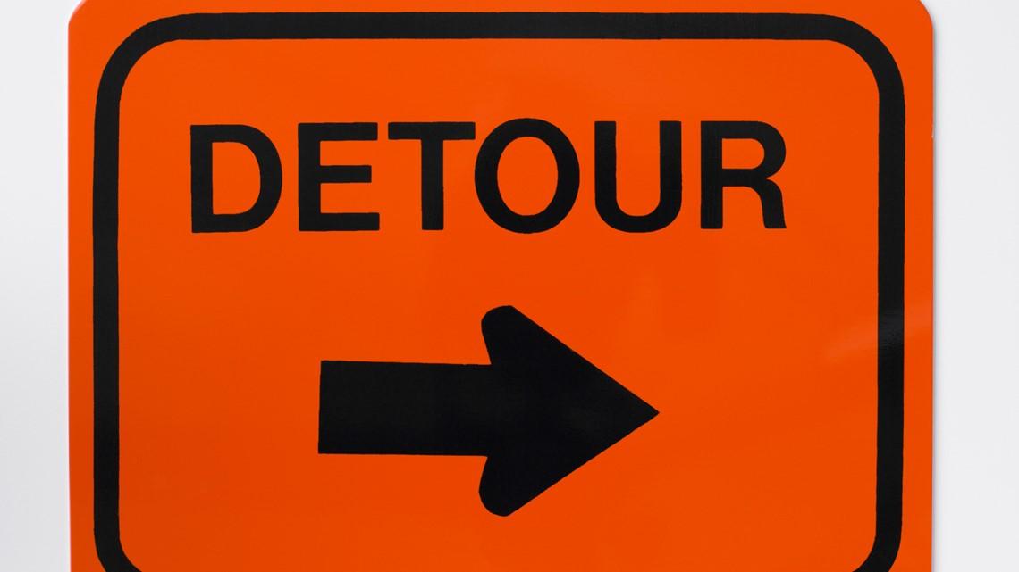 Tractor-Trailer Crash Closes Ramp on Interstate 40 In Winston-Salem