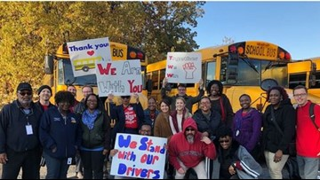 Guilford County Schools Bus Driver Walkout Canceled